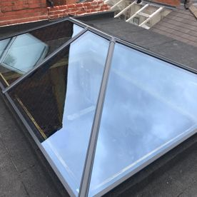Extension - Lantern Roof